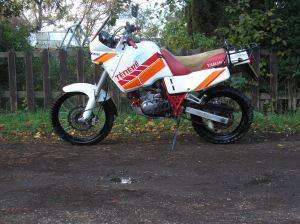 Yamaha XT/XTZ690 Overlander